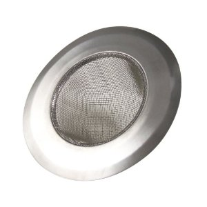 Kitchen Sink Food Scraper Strainer